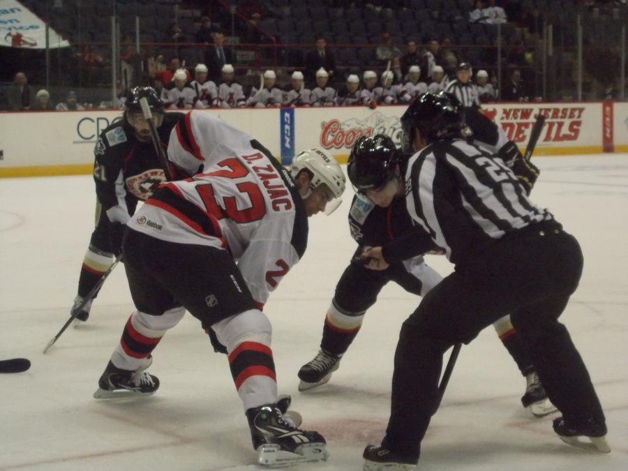 Darcy Zajac (before all hell started breaking loose)