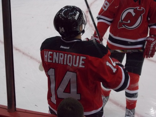If you know me, you figured there was going to be at least one Henrique photo.