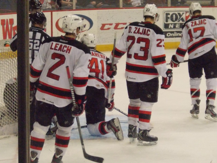 Jay Leach and the brothers Zajac