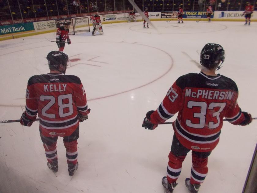 Dan Kelly & Corbin McPherson