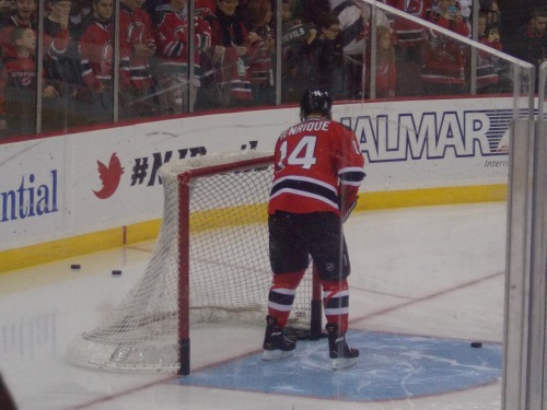 Of course if you know me, got to have a Henrique photo.
