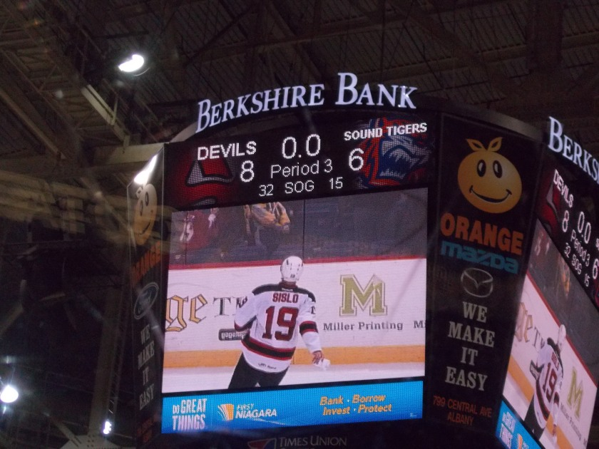 The scoreboard after everything that happened on Saturday.