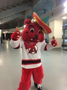 Happy Halloween from Senor Devil Dawg!