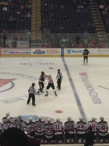 ...PL3 and the other Sestito had to face off.